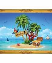 Piraten poster pirateneiland