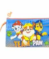 Toilettas team paw 24 cm voor kinderen