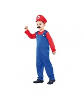Voordelig loodgieter kostuum voor jongens