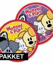 Woezel en pip kinderfeest pakket 10121736